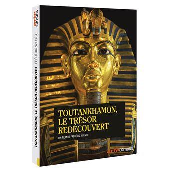 Toutankhamon : Le trésor redécouvert DVD