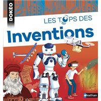 Les tops des inventions - Dokeo