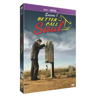 Better call SaulBetter call Saul Saison 1 Coffret DVD