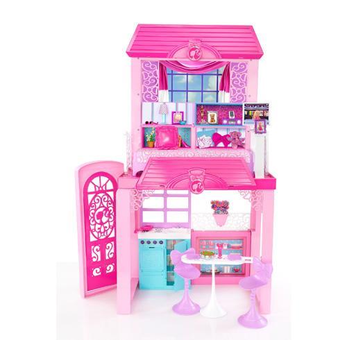 Barbie Maison de vacances Mattel