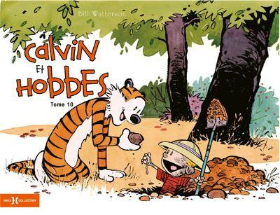 Calvin & Hobbes original