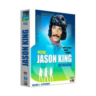 Jason KingJason King Coffret Volume 2 DVD
