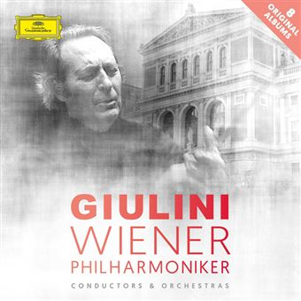 WIENER PHILHARMONIKER/8CD