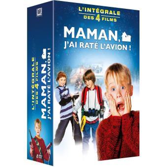 Maman, j'ai raté l'avion - Coffret 4 DVD