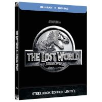 Jurassic Park Le monde perdu Steelbook Blu-ray