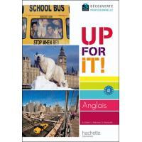 Up for it! 3e Découverte professionnelle - Livre élève - Ed.2010