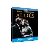 Alliés Edition spéciale Fnac Steelbook Blu-ray