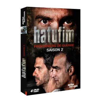 HatufimCoffret intégral de la Saison 2 DVD