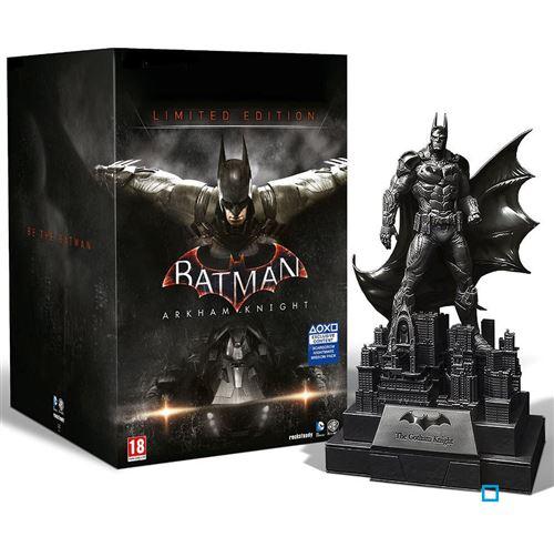 Batman Arkham Knight Limited Edition PS4