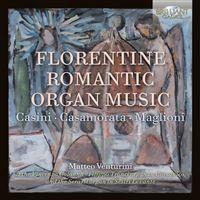 Musique romantique pour orgue à Florence