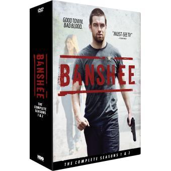 BansheeBanshee Saisons 1 et 2 DVD