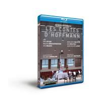 Les contes d'Hoffmann Blu-ray