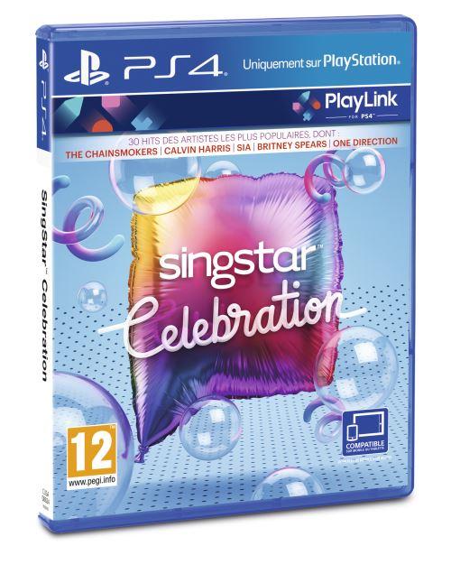 Singstar Celebration PS4 - Gamme PlayLink