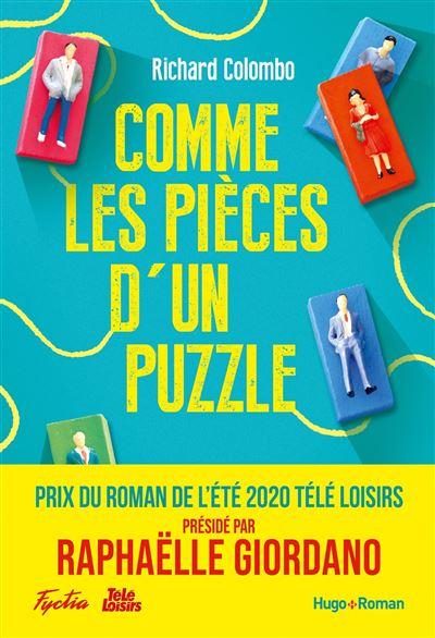 Prix du meilleur roman de l'été Raphaelle Giordano télé loisirs ...