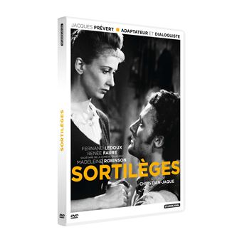 Sortilèges DVD
