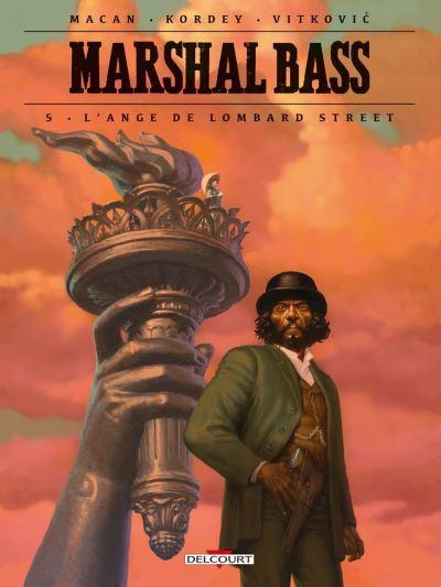 Marshal Bass T05 - L'Ange de Lombard Street - 9782413027348 - 9,99 €
