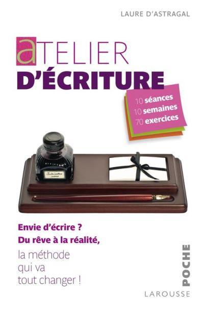 Atelier d'écriture - 9782035884893 - 4,49 €