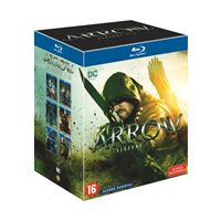 Coffret Arrow Saisons 1 à 6 Blu-ray