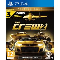 The Crew 2 Edition Gold PS4