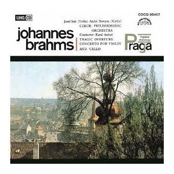 Brahms tragic overture conce