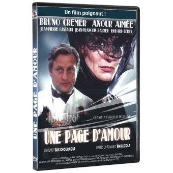 Une page d'amour DVD