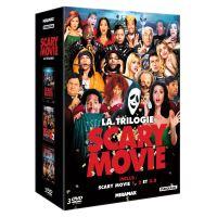 Coffret Scary Movie La Trilogie DVD