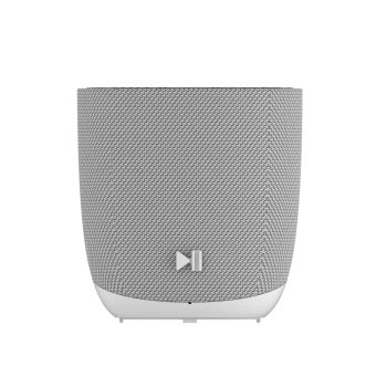 Enceinte nomade filaire Dcybel Halo Blanche