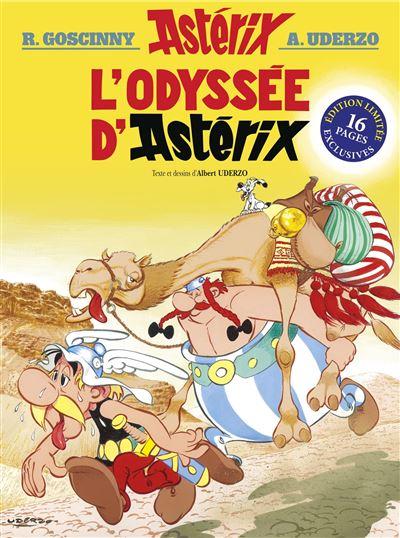 L'Odyssée d'Astérix - Edition spéciale