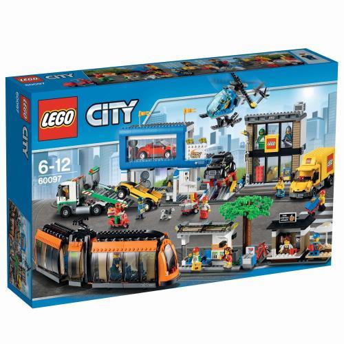 LEGO® City 60097 Le Centre Ville