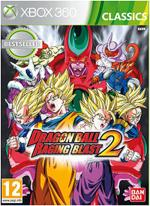 Dragon Ball Raging Blast 2 Xbox 360 - Xbox 360
