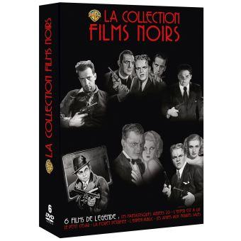 Coffret Films noirs DVD