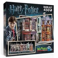Puzzle 3D 450 pièces Harry Potter Le Chemin de Traverse Wrebbit