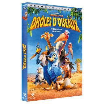 Drôles d'oiseaux DVD