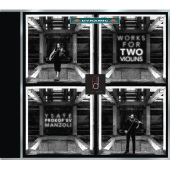 Werke Für Zwei Violinen