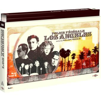 Police Fédérale Los Angeles Coffret Ultra Collector 8  Combo Blu-ray DVD