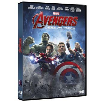 AvengersAvengers : L'ère d'Ultron DVD