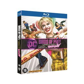 Harley QuinnBirds of Prey et la Fantabuleuse Histoire de Harley Quinn Blu-ray