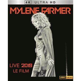 Mylène Farmer Live 2019 Blu-ray 4K