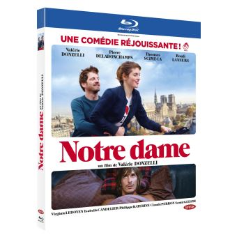 Notre Dame Blu-ray