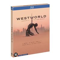 Westworld Saison 3 Blu-ray
