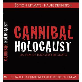 Cannibal holocaust Blu-ray
