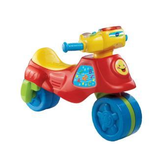 Cyclo-moto 2 En 1 Vtech Rouge