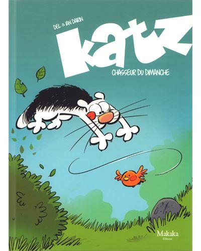Katz, journal d'un chat
