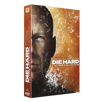 Die hardCoffret Die Hard Intégrale DVD
