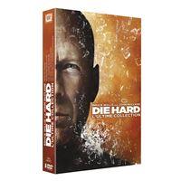 Coffret Die Hard Intégrale DVD