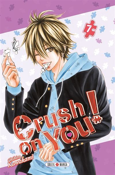 Crush on You ! T07 - 9782302077089 - 4,99 €