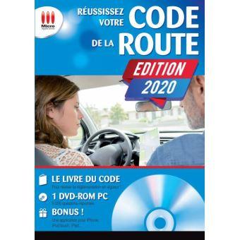 Reussissez votre code de la route 2020