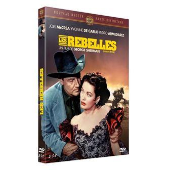 REBELLES BORDER RIVER-FR