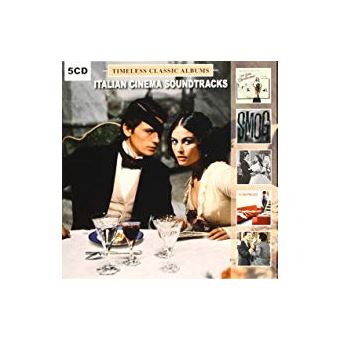 BSO Italian Cinema - 5CD