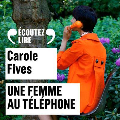 Une femme au téléphone - 9782072884337 - 11,99 €